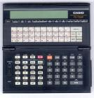 BASIC programmable calculator: Casio AX-4