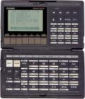 Graphing calculator: Casio FC-1000