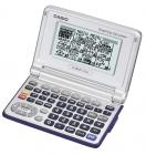 Graphing calculator: Casio fx-9860G Slim