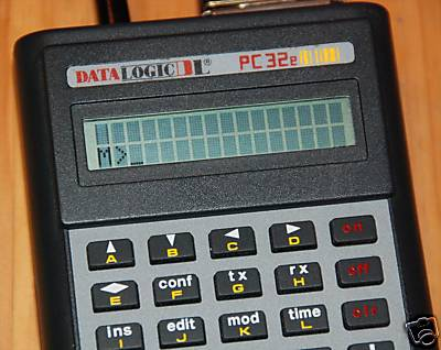 Calculator (unknown type): Datalogic PC32e
