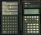 Financial programmable calculator: Hewlett-Packard HP-19B