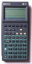 Graphing calculator: Hewlett-Packard HP-38G