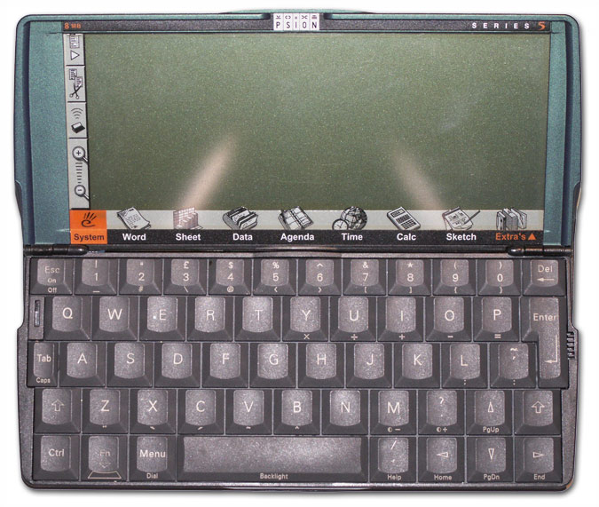 Organiser: Psion Series 5