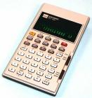 Scientific programmable calculator: Sharp PC-1201