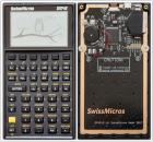 Scientific programmable calculator: SwissMicros DM42